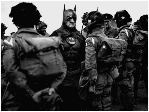 Бэтмэн готов изменить ход истории