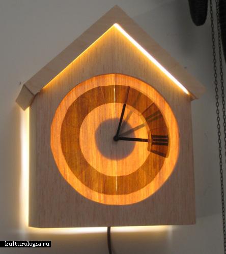 Счастливые часов не наблюдают, но часы от Thomas Cruyl не заметить трудно!