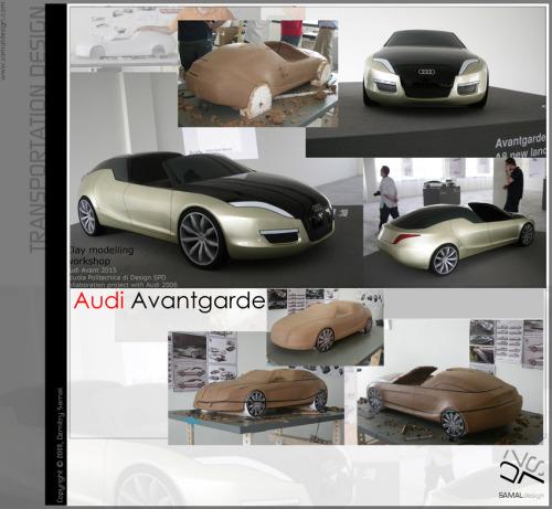 Audi Dzmitry Samal