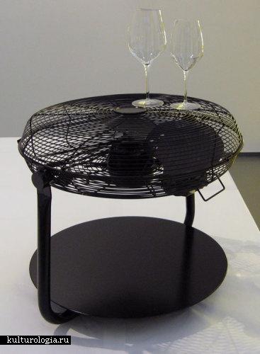 Стол-вентилятор Lorenzo Damiani