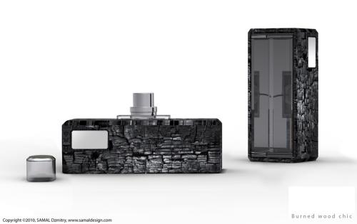 Шарм сгоревшего дерева, дизайн  флакона Dior Dzmitry Samal