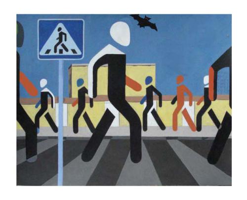 Пешеходы Ильдуса Фаррахова