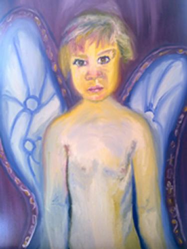 портрет феи
