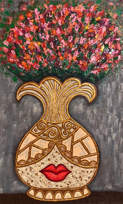 «Ваза с цветами»