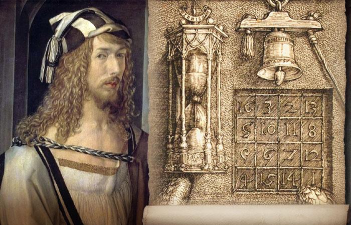 Какие тайные знаки зашифровал художник-математик Альбрехт Дюрер в своих  знаменитых гравюрах