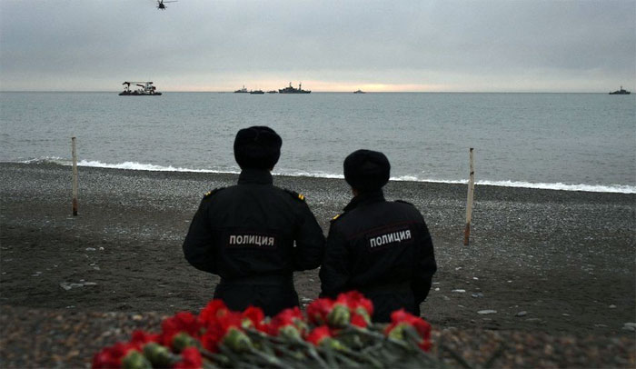 25 декабря 2016 года произошла катастрофа военного Ту-154 у берегов Сочи.