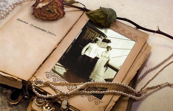 Дневник Великой княжны Ольги Николаевны стал объектом исследований историков