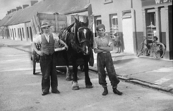 Жители ирландского города Лимерик.