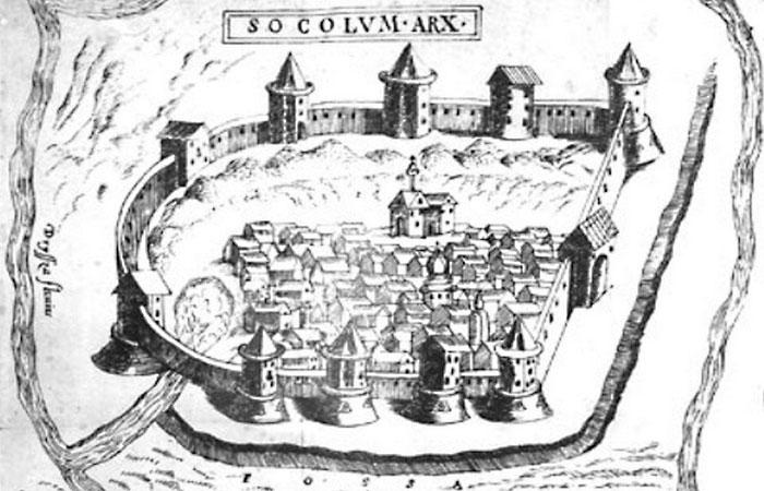 Крепост Сокол