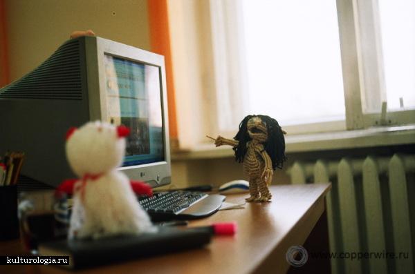 Барабашки в офисе