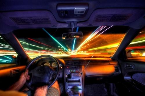 Искусство фотографии на высоких скоростях