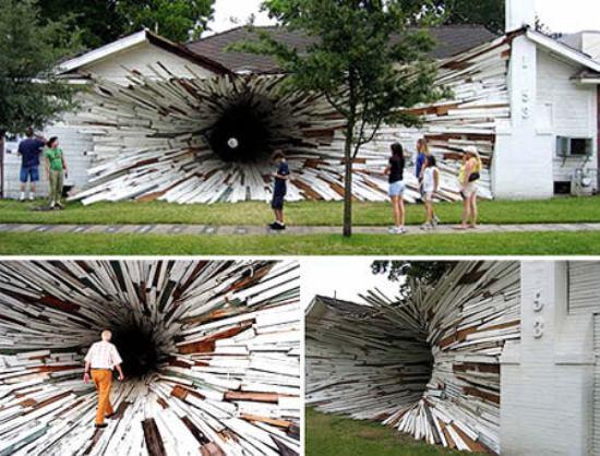 10 чудеснейших инсталляций современного искусства