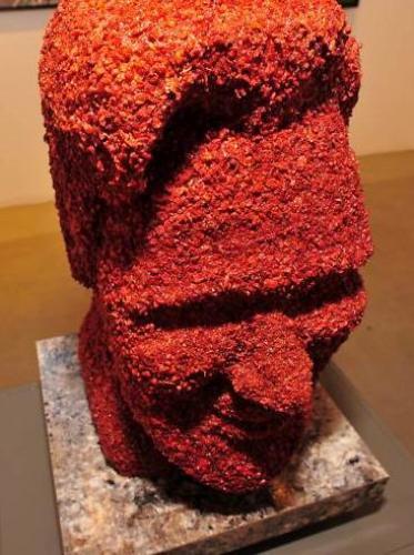 Bacon Kevin Bacon - статуя Кевина Бэйкона из бекона