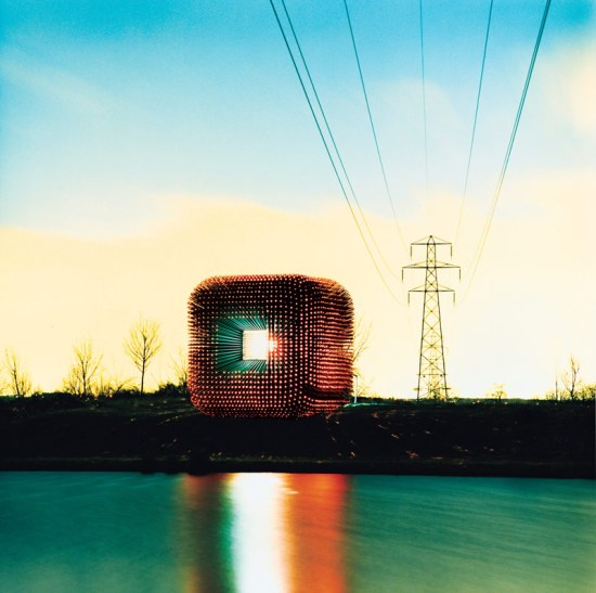 Sitooterie II - световой куб от Heatherwick Studio