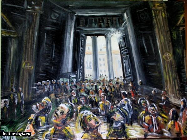 Антон Агеев, Пантеон