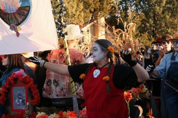 Праздник умерших в Мексике