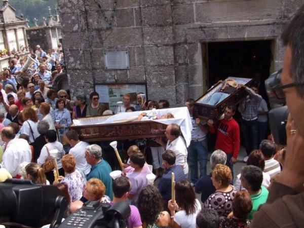 Праздник живых мертвецов в Испании