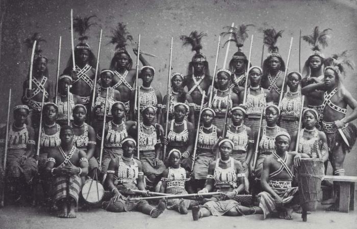 Дагомейские амазонки