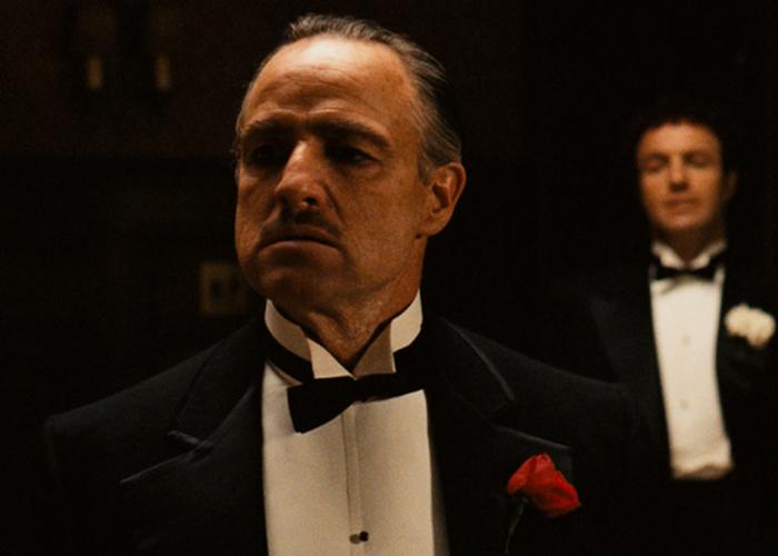 На Paramount не утверждали Марлона Брандо.