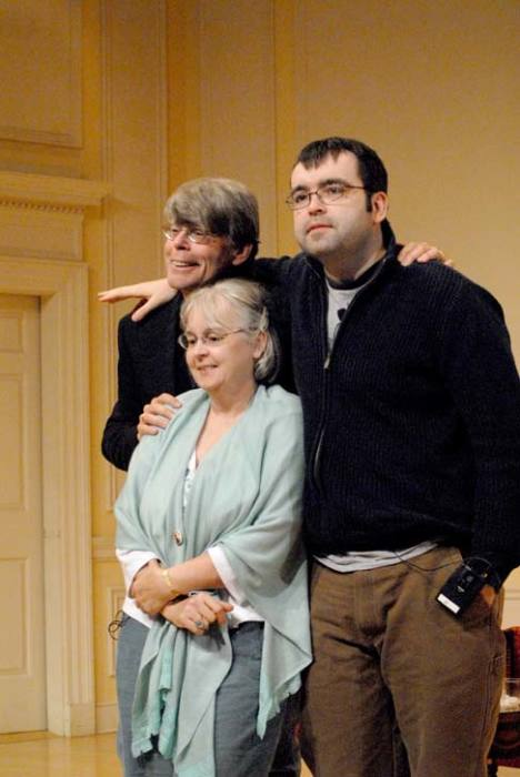 10 Стивен, Табита и Оуэн Кинг. / Фото: www.modelyaut.info