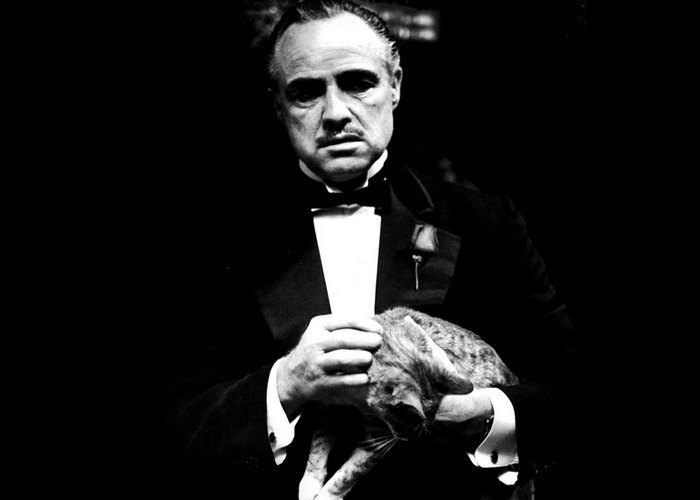 Speak softly love. Шедевр гениального Нино Рота. 11-godfather