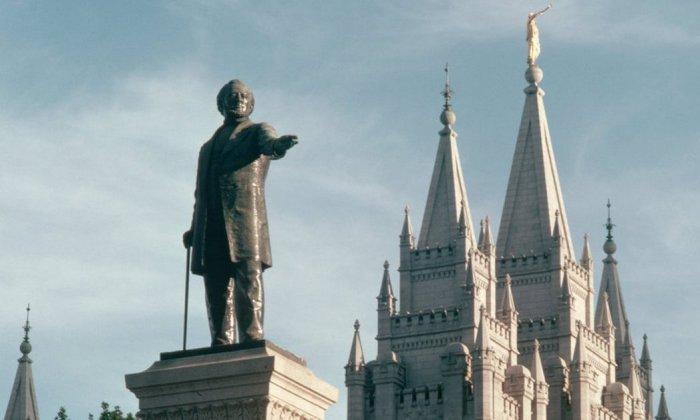 Эти загадочные мормоны.