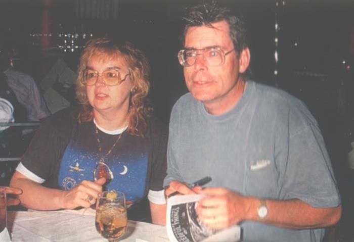 Стивен и Табита, 80-е годы. / Фото: www.kinolove.net