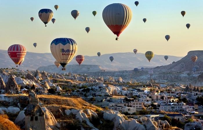 25 удивительных мест, где нужно побывать хотя бы раз в жизни.