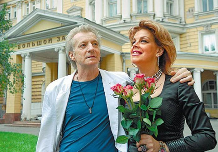 Любовь Казарновская и Роберт Росцик: счастливы вместе