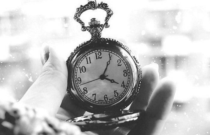 «Полжизни мы теряем из-за спешки...»