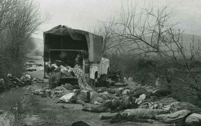 чеченские зверства
