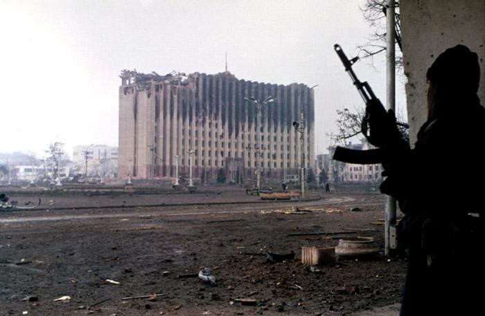 вчера ещё дружелюбная Чечня