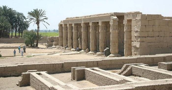 Храм Сети I.