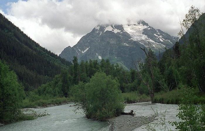 Гора Пшекиш.