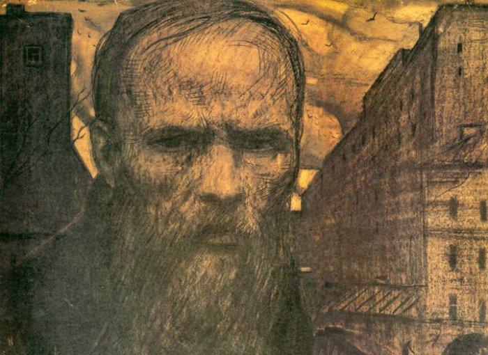 Фёдор Михайлович Достоевский.