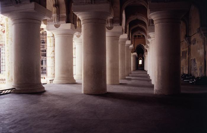 Тирумала Наяк - дворец 17-го века