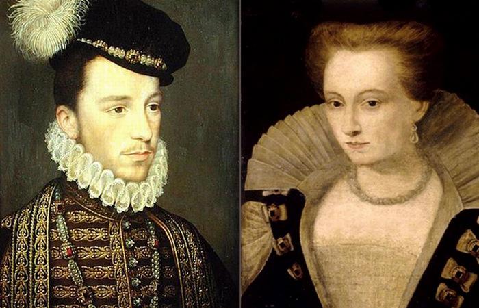 Генрих III и Мария Клевская: несчастная любовь последнего из Валуа.