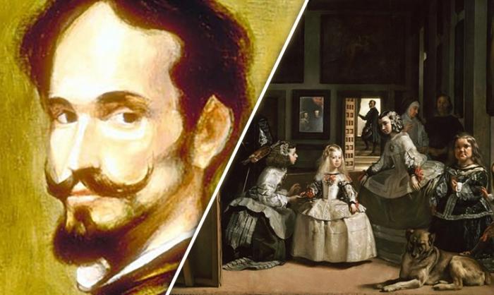 Диего Веласкес и его картина *Менины* (1656 г)