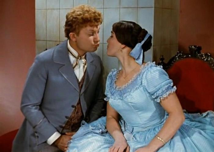 Кадр из фильма «Женитьба Бальзаминова»./ Фото: woman.ru
