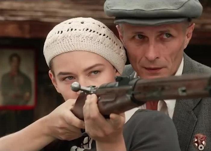 Кадр из фильма «Битва за Севастополь»./ Фото: kackad.com