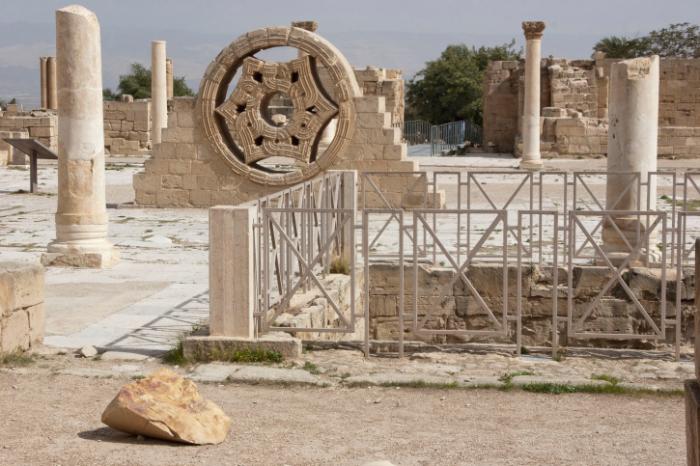 Дворец Хишама и другие исчезающие достопримечательности.