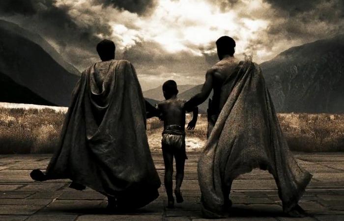 Убийство больных детей в Спарте: правда или вымысел. / Фото: fanpop.com