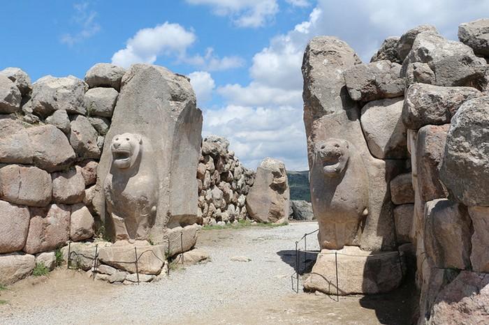 Столица империи хеттов Хаттуса и другие неизвестные древние города.