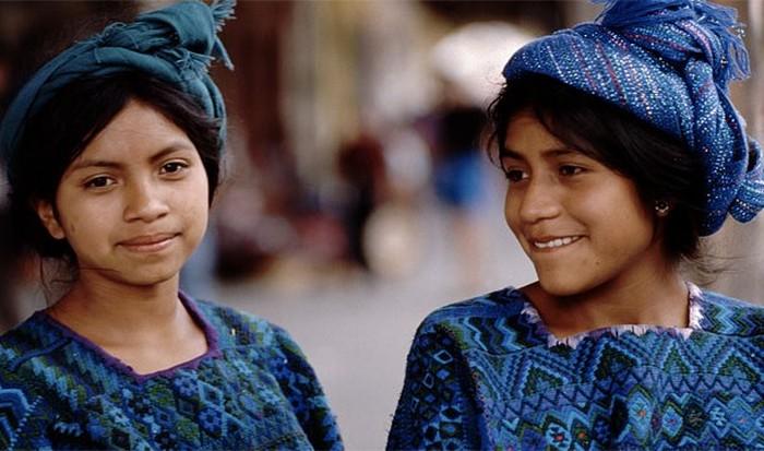Язык майя существует и сегодня