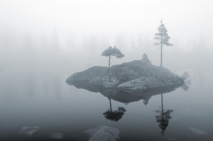 Туманная классика. / Фото: Александр Юсупов.
