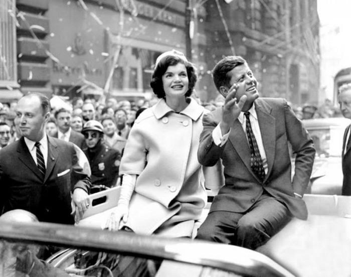 Убийство Джона Кеннеди и другие теории заговора.