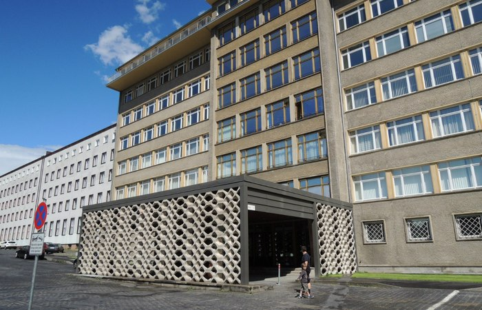 Хоэншёнхаузен - берлинская тюрьма Штази.null.