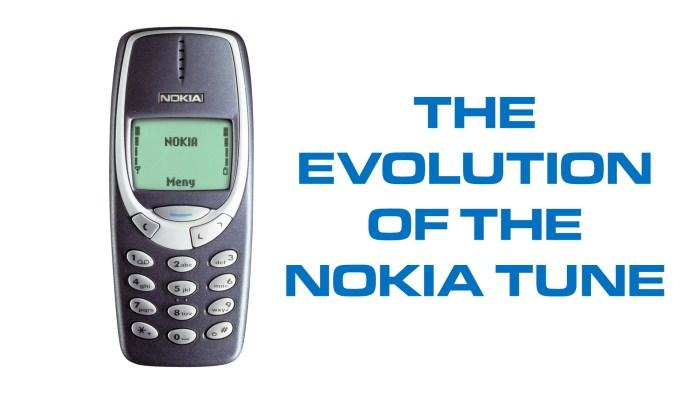 О том, как Gran Vals стал Nokia Tune.