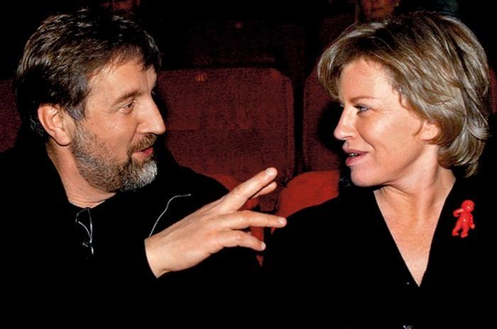 Леонид и Оксана Ярмольник. / Фото: www.kp.ru
