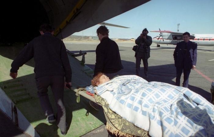 Японские медики оказали неоценимую помощь./ Фото: citygu.ru